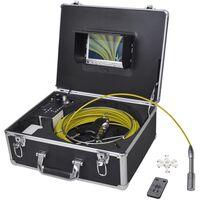 Κάμερα Επιθεώρησης Σωληνώσεων 30 μ. με Καταγραφικό DVR