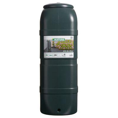 Nature Βαρέλι Συλλογής Βρόχινου Νερού Πράσινο 100 Λίτρα