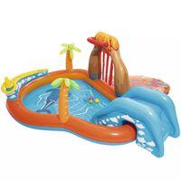 Bestway Πισίνα Φουσκωτή Lava Lagoon Play Centre 53069