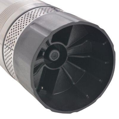 vidaXL Αντλία Πηγαδιού/Γεωτρήσεων Υποβρύχια 55 μ. 1000 W