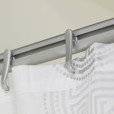 Sealskin Σετ Βραχίονας Μπάνιου Easy Roll από Αλουμίνιο 276623005