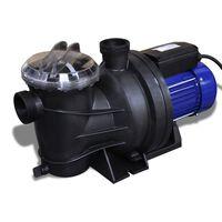 Ηλεκτρική αντλία πισίνας 1200W μπλε