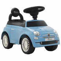 vidaXL Περπατούρα Fiat 500 Μπλε