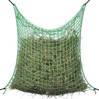 vidaXL Δίχτυ Σανού Τετράγωνο Πλέγμα 0,9 x 2 μ. από Πολυπροπυλένιο