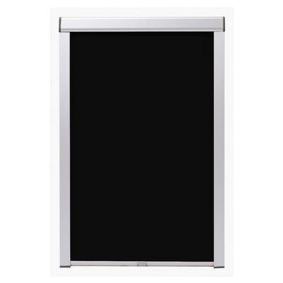 vidaXL Στόρι Ρόλερ Συσκότισης (Blackout) Μαύρο 102