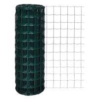 vidaXL Συρματόπλεγμα Πράσινο 10 x 1,7 μ. Ατσάλινο