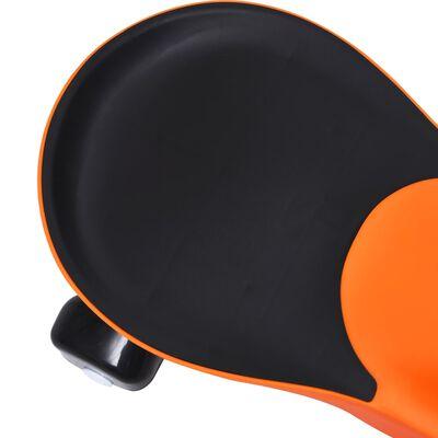 vidaXL Αυτοκινητάκι Οικολογικό Πορτοκαλί με Κόρνα