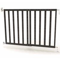 Noma Πόρτα Ασφαλείας Επεκτεινόμενη Γκρι 63,5 - 106 εκ. Ξύλινη 94146