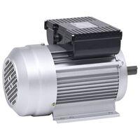 vidaXL Ηλεκτρικός Κινητήρας Μονοφασικός 2,2kW/3HP 2 Πόλοι 2800 RPM