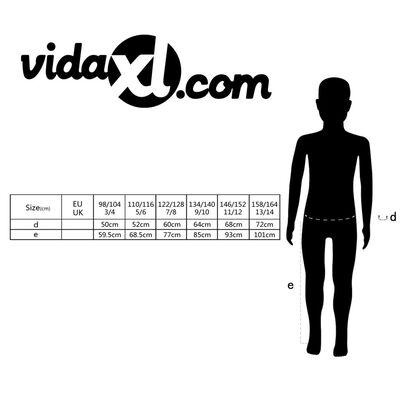 vidaXL Σαλοπέτα Παιδική Γκρι Μέγεθος 146/152