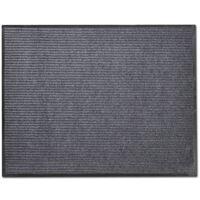 Πατάκι Εισόδου Γκρι 120 x 180 εκ. από PVC