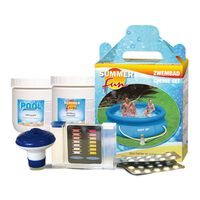 Summer Fun Σετ Χημικού Καθαρισμού Πισίνας για Αρχάριους