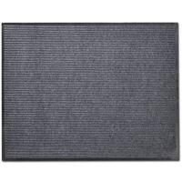 Πατάκι Εισόδου Γκρι 90 x 60 εκ. από PVC