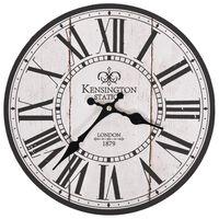 vidaXL Ρολόι Τοίχου Vintage Λονδίνο 30 εκ.