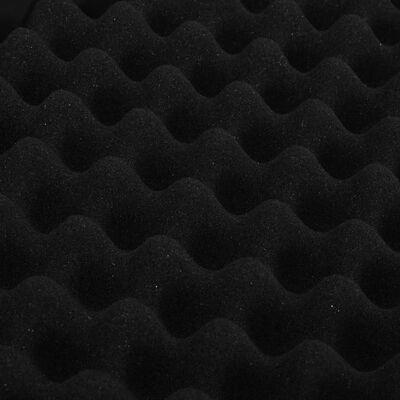 vidaXL Βαλίτσα Όπλου Μαύρη 118 x 38 x 12 εκ. από Αλουμίνιο
