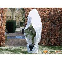 Nature Κάλυμμα Αντιπαγετικό με Φερμουάρ 70 γρ./μ² Λευκό 2,5x2,5x3 μ.