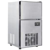 vidaXL Παγομηχανή 420 W 50 κ. / 24 ώρες