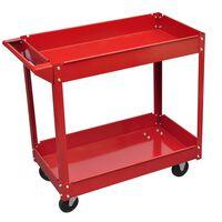 Φορητός Eργαλειοφόρος 100 kg Κόκκινος