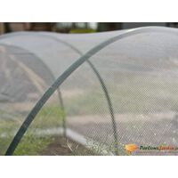 Nature Δίχτυ Εντομοπροστασίας Διαφανές 2 x 10 μ.