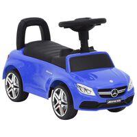 vidaXL Αυτοκίνητο Παιδικό Περπατούρα Mercedes-Benz C63 Μπλε