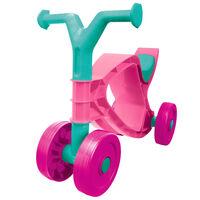 BIG Ποδήλατο Ισορροπίας Flippi Ροζ και Τιρκουάζ