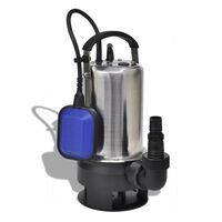vidaXL Αντλία Λυμάτων Υποβρύχια 750 W 12500 λίτρα/ώρα