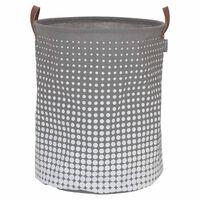 Sealskin Καλάθι Απλύτων Speckles Γκρι 60 Λίτρων 361892012