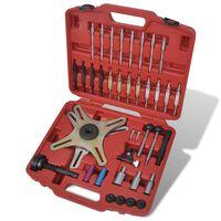 Εργαλεία ευθυγράμμισης συμπλέκτη 38 τμχ σε εργαλειοθήκη