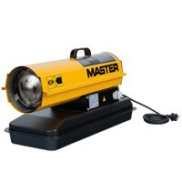 Master Θερμαντηρας Άμεσης Καύσης Diesel