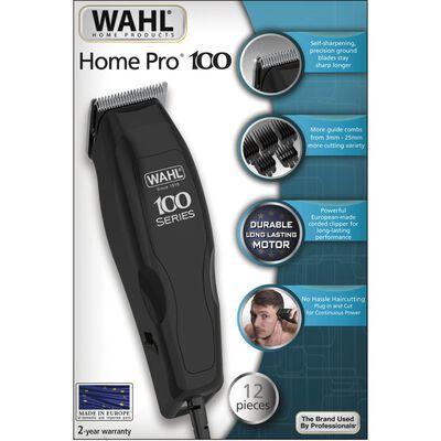 vidaXL Κουρευτική Μηχανή Home Pro 100 Series 12 Τεμαχίων 1395.0460
