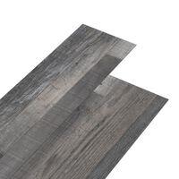 vidaXL Δάπεδο Αυτοκόλλητο Χρώμα Βιομηχανικό Ξύλο 4,46 μ²/3 χιλ από PVC