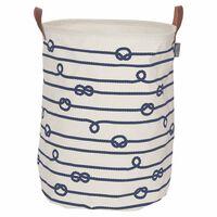 Sealskin Καλάθι Απλύτων Rope Κρεμ 60 Λίτρων 362282022