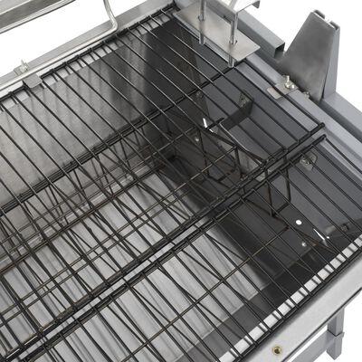 Ψησταριά - Σούβλα για BBQ από Σίδηρο και Ανοξείδωτο Ατσάλι