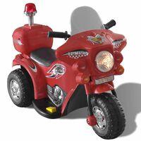 Ηλεκτροκίνητη Παιδική Μοτοσυκλέτα (Κόκκινη)