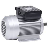 vidaXL Ηλεκτρικός Κινητήρας Μονοφασικός Αλουμινίου 2,2kW/3HP 2800 RPM