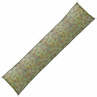 vidaXL Δίχτυ Σκίασης Παραλλαγής 1,5 x 7 μ. με Σάκο Αποθήκευσης