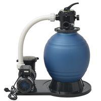 vidaXL Αντλία/Φίλτρο Άμμου 1000 W 16800 λίτρα/ώρα XL