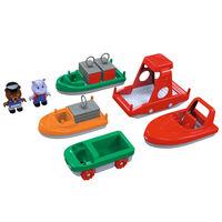 AquaPlay Σετ Σκάφη Παιχνίδια