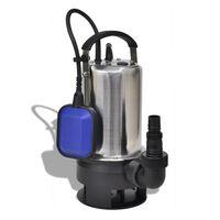 vidaXL Αντλία Λυμάτων Υποβρύχια 1100 W 16500 λίτρα/ώρα