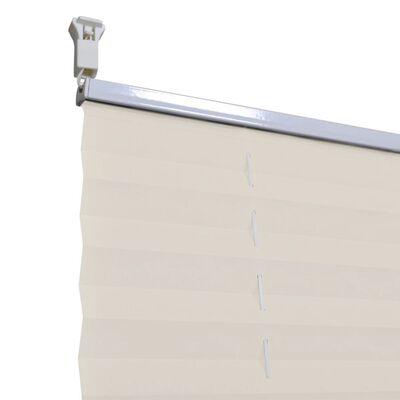 Σύστημα Σκίασης Πλισέ Κρεμ 80 x 125 εκ.