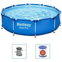 Bestway Πισίνα Steel Pro 305 x 76 εκ.