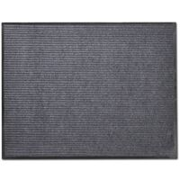 Πατάκι Εισόδου Γκρι 90 x 120 εκ. από PVC