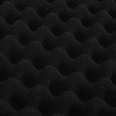 vidaXL Βαλίτσα Όπλου Μαύρη 134 x 35 x 12 εκ. από Αλουμίνιο
