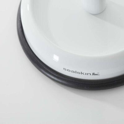 Sealskin Βάση για Ρολά Υγείας Acero Λευκή 361731810