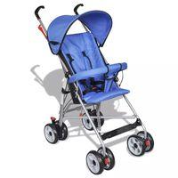 Παιδικό καρότσι Σύγχρονο για μωρά και μικρά παιδιά Μπλε