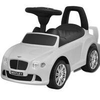 Bentley Αυτοκίνητο Παιδικό Ποδοκίνητο Λευκό