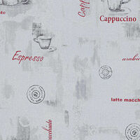 vidaXL Non Woven Ρολά Ταπετσαρίας Σχέδιο Καφέ 2 τεμ. Λευκά 0,53x10 μ.
