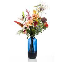 Emerald Μπουκέτο Λουλουδιών Τεχνητό Colourful Rebel XL
