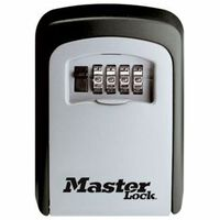 Master Lock Χρηματοκιβώτιο Mini Τοίχου με Συνδυασμό 5401EURD